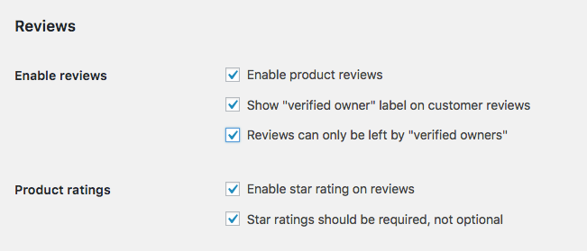 Only Accept Reviews From Verified Owners In WooCommerce