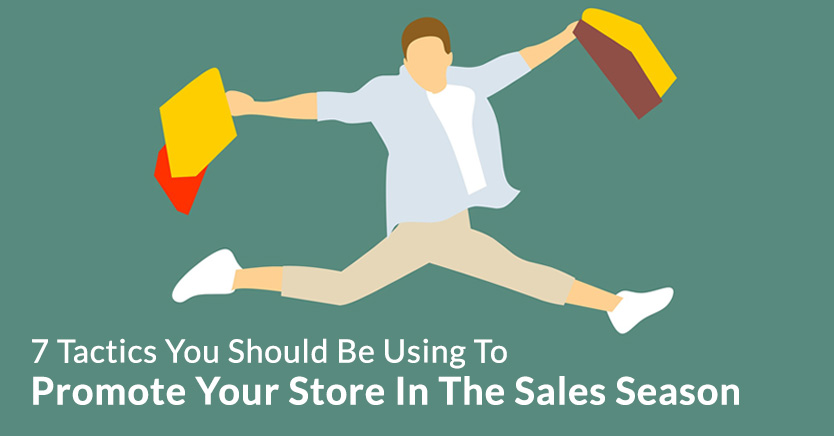Promote Your Store sales season