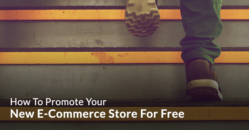Promote Your New E-Commerce Store For Free