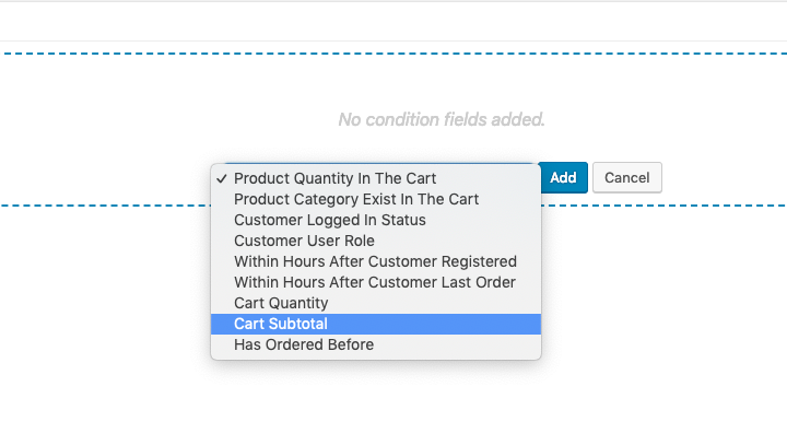 How To Check The Subtotal Before Applying A WooCommerce Coupon