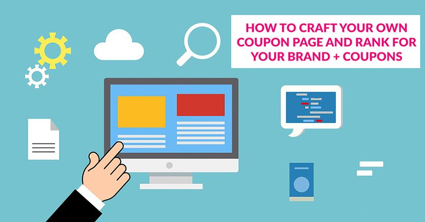 coupon page