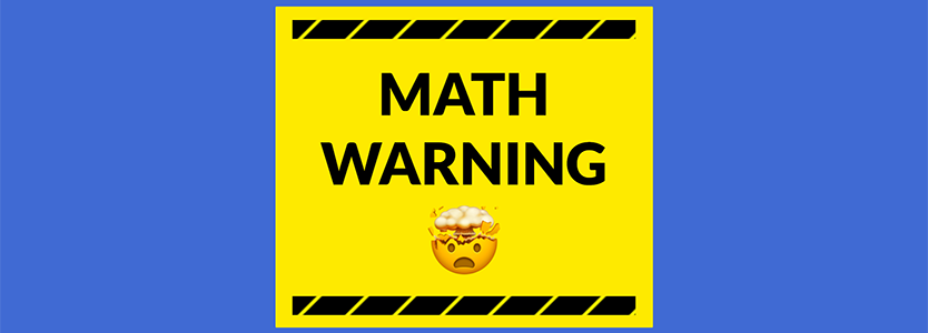 Math Warning