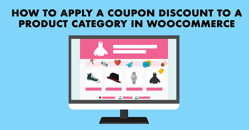 How To Apply A Coupon Discount To A Product Category In WooCommerce