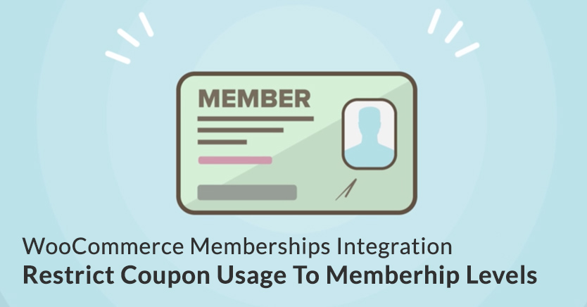 WooCommerce Memberships Advanced Coupons Integration
