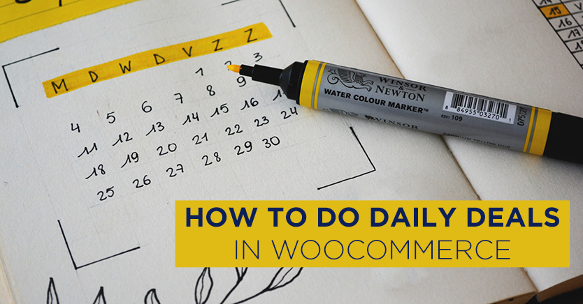How To Do Daily Deals In WooCommerce