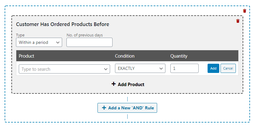 """The """"Has Ordered Before"""" option."""