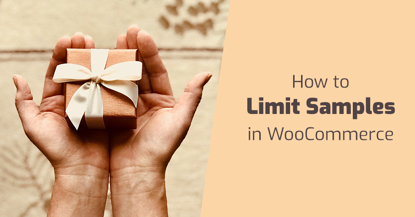 How to Limit Samples in WooCommerce