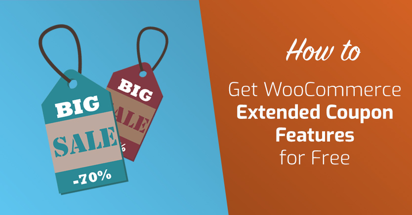 How to Get WooCommerce Extended Coupon Features for Free