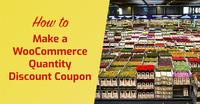 How to Make a WooCommerce Quantity Discount Coupon