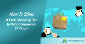 How To Show A Free Shipping Bar In WooCommerce (3 Ways)