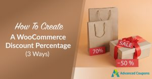 How To Create A WooCommerce Discount Percentage (3 Ways)